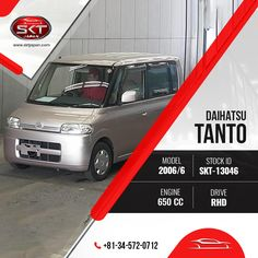 Our Daily Updated Car Stock View Car Specification:https://www.sktjapan.com/details/?stid=SKT-13046 #SKTJapan #JapaneseUsedCars #Vehicles #Forsale #Automotive