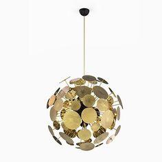Boca do Lobo • NEWTON LAMP - Pendants - Modenus Catalog