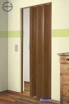 The Tango Folding Door - Italian Nut Internal Folding Doors, Small Bathroom, Armoire, Tall Cabinet Storage, Cottage, Tango, Caravan, Cosmos, Furniture