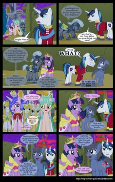 A Princess' Tears - Part 27 by MLP-Silver-Quill.deviantart.com on @deviantART
