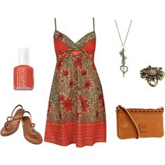 Wicked cute summer outfit :)