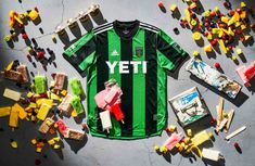 Austin FC Unveil Their First-Ever Primary Jersey - SoccerBible