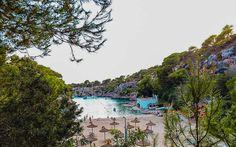 Die ruhige Bucht Cala Pi, Mallorca © morgenmuffel.in