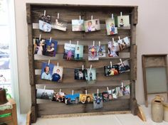 Rustic pallet photo display for wedding | hobbies, crafts | Ottawa | Kijiji