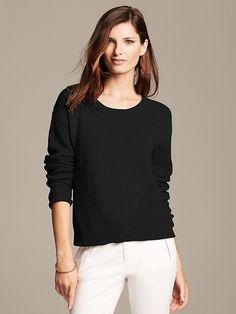 BR sweater