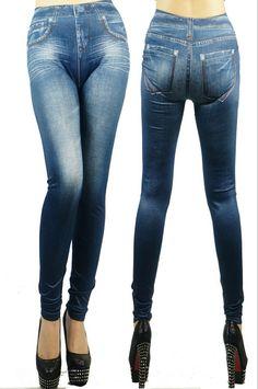 9183c2970c41 Fashion Imitation Cowboy Leggings