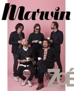Marvin 160: En Portada: Zoe#MinimalDesign #Minimal #RevistaMarvin #Marvin #ArtDirection #Magazine #EditorialDesign #Editorial #GraphicDesign #zoe #coverjunkie #covermagazine