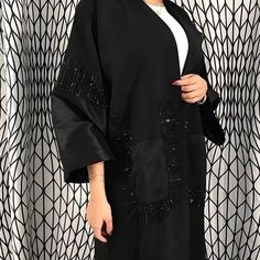 Abaya Fashion, Muslim Fashion, Modest Fashion, Fashion Outfits, Fashion Shoot, Orientation Outfit, Modern Abaya, Egyptian Women, Abaya Designs