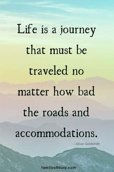 19 Inspiring Quotes On The Road Less Traveled - Family Off Duty