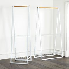 Wohnung Brabantia Linn Large White Clothes Rack Buying Baby Clothes Online Article Body: Today's par Wood Clothing Rack, Pipe Clothes Rack, Kids Clothing Rack, Clothes Rack Bedroom, White Clothing Rack, Folding Clothes Rack, Wire Shelving, Adjustable Shelving, Kids Clothes Storage