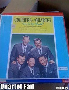 Quartet fail
