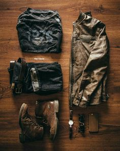 Perfect combinations for dashing look