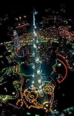 Dubai from a different perspective