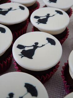mary poppins cupcakes I by natashaogle, via Flickr