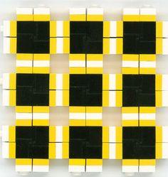 Katie Walker, Lego squares