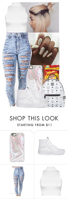 """"""" Tinashe - Player """" by jasmine1164 ❤ liked on Polyvore featuring Casetify, Vans and WearAll"""