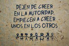 Creer un@s en otr@s.