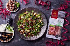 BAL PRZEBIERAŃCÓW - Just a SALAD - Przepisy na Sałatki Salad, Salads, Lettuce