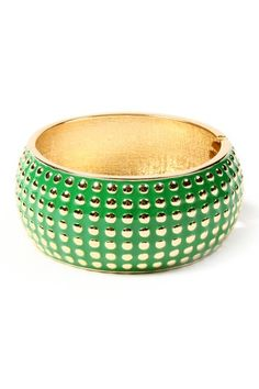 Kimmy Dotted Cuff by Amrita Singh on @HauteLook