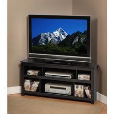 #ZoostoresPIN2WIN Prepac Vasari Corner TV Console