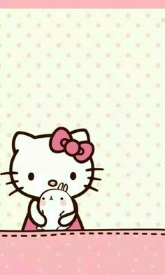 Hello kitty and molang