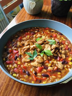 Chili, Anna, Soup, Red Peppers, Chile, Soups, Chilis