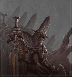 Abyss Watchers,DSIII персонажи,Dark Souls 3,Dark Souls,фэндомы,SaneKyle,Sean Kyle Manaloto,artist,Sean Kyle Manaloto