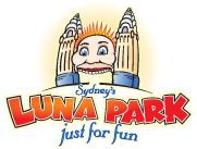 Luna Park- an amusement park right near the sydney harbour bridge