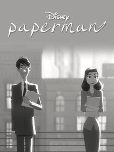 Paperman Short ** Click image to review more details.Note:It is affiliate link to Amazon.