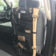 """Gotta say the axe lends a little extra BA to this one! """"Thank you for the note your product is outstanding! The only issue I have I need more! Planning a purchase for the driver seat back. Axe gets used all the time. Tactical Truck, Tactical Gear, Tactical Survival, Toyota Four Runner, Pop Up Shop, Tacoma Truck, Pink Truck, Truck Mods, Bug Out Vehicle"""