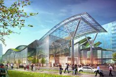 Amtrak Announces Ambitious Eco-Plans for HOK-Designed Overhaul of Washington D.C.'s Union Station | Inhabitat - Sustainable Design Innovation, Eco Architecture, Green Building