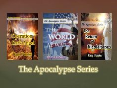 Author Pam Funke: Win an autographed copy of The Apocalypse Series