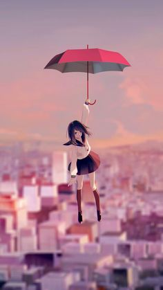 Wallpaper Animes, Anime Wallpaper Live, Anime Scenery Wallpaper, Love Wallpaper, Animes Wallpapers, Love Animation Wallpaper, Wallpaper Backgrounds, Anime Angel, Anime Demon