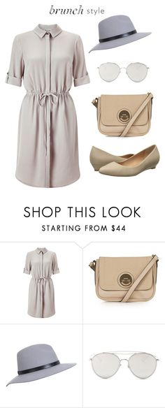 """""""Untitled #521"""" by hallierosedale ❤ liked on Polyvore featuring Miss Selfridge, Topshop, LMNT and Corso Como"""