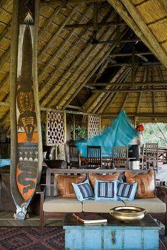 Selinda Camp, Okavango Delta, Botswana