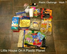 Show Your Plastic Challenge: Week 7 How do you handle plastic gifts?