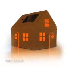 Nachtlampje op zonne-energie Casagami - Ecomondo