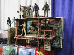 mego playsets | mego planet of the apes playset | Flickr - Photo Sharing!