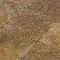 Travertine Tile - Honed and Filled Noce Rustic / 18 in.x18 in.x1/2 in. by Kesir. $282.49. Colliseo, Mina, Denizli, and Navona are high quality travertine tile offering a more rustic look when compared with Oasis. These travertine tiles are noted for a wider spectrum of color variation and larger filled holes are allowed. All of our travertine tile is machined to extremely strict tolerances, and has no chipped or broken edges. Colliseo, Mina, and Navona are rated...