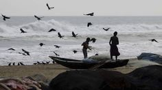 Cyclone Phailin- half the size of India and strengthening quickly as it heads for landShocking Facts