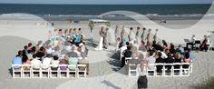 Hilton Head Beach Wedding