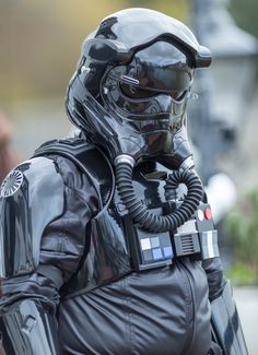 UK Garrison at Starwars by the River, Bedford FO Tie