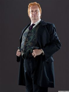 Arthur Weasley - I really truly love this man.