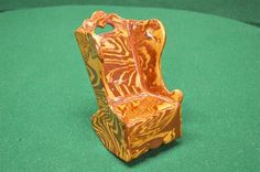 antique pottery rocking chair - Google Search