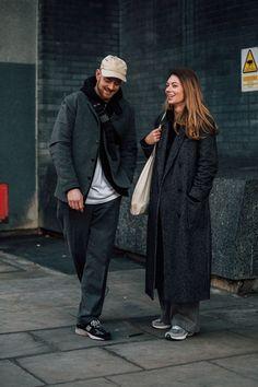 London Mens' Fashion Week Street Style 2018   British Vogue #MensFashionWinter #MensFashionTips