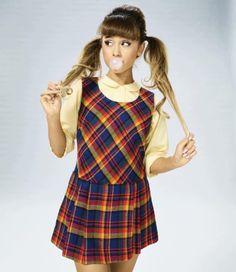 Ariana in hairspray live