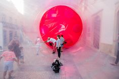 The Inflatable Architecture of Plastique Fantastique,© Miguel Oliveira and Bárbara Moreira