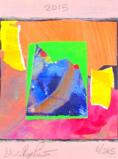 6 of 365 in 2015 Small pictures - 6 x 8 inches.