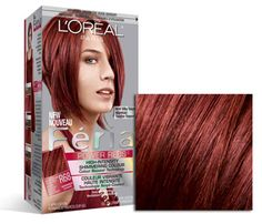 when people ask me what color my hair is and who did it my answer is.l'oreal feria warmer and my hubby ; Feria Hair Color, Funky Hair Colors, Platinum Blonde Highlights, Cosmetics And Toiletries, Funky Hairstyles, True Red, Gorgeous Hair, Dark Hair, Loreal