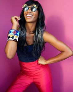 Santigold [Solid Track - Disparate Youth]